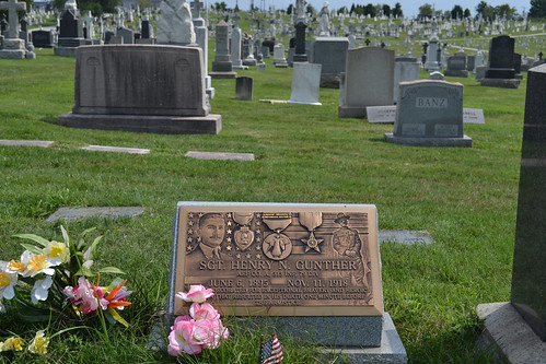 Grave of Henry Gunther | by Monument City