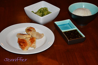 Homemade Gyoza dinner | by Jenniffier