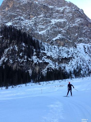 Hochpustertal Dolomitenregion Drei Zinnen Sexten Langlauf Marathon Jan2013_09