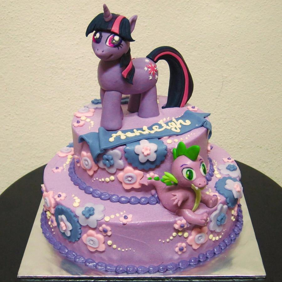 Twilight Sparkle Cake Pan