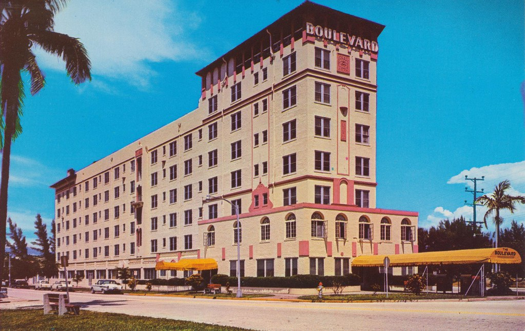 The Boulevard Hotel - Miami Beach, Florida
