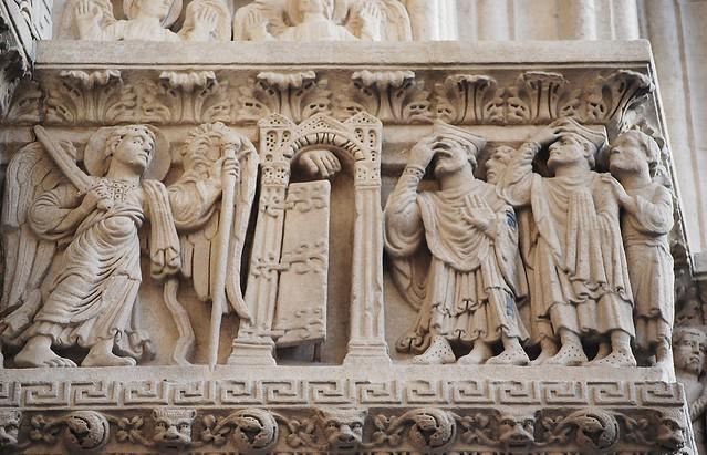 Arles bouches du rh ne st trophime le portail 21 for Ca bouche du rhone