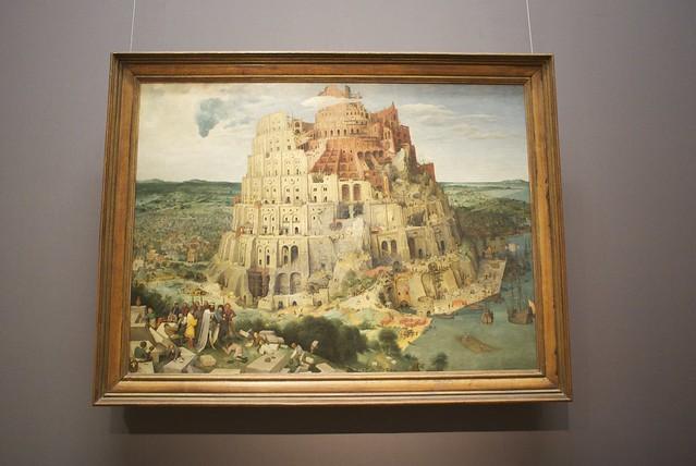 バベルの塔  The Tower of Babel
