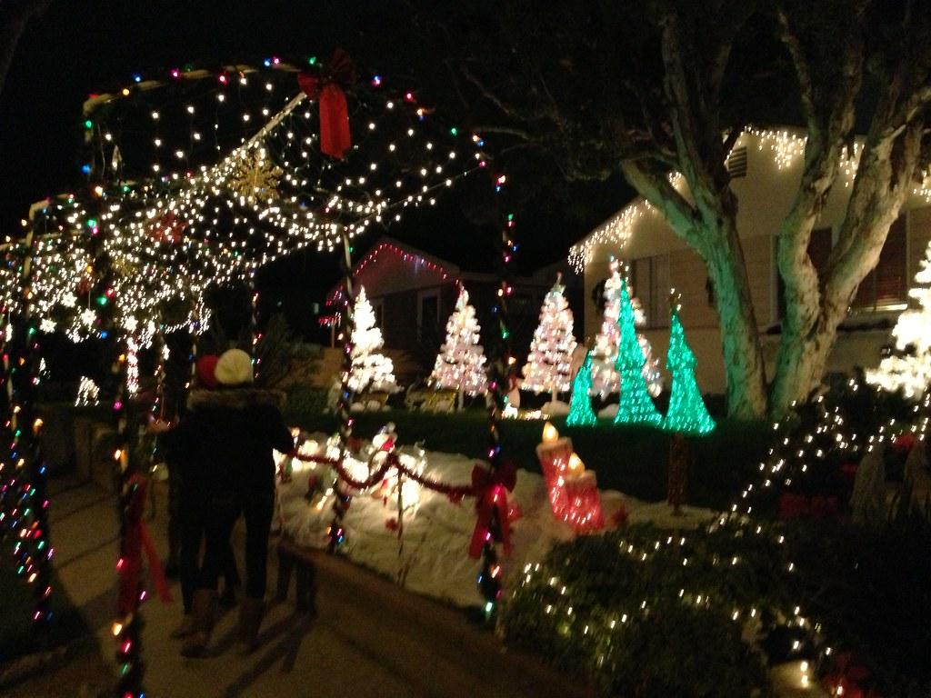torrance christmas lights - Christmas Lights In Torrance