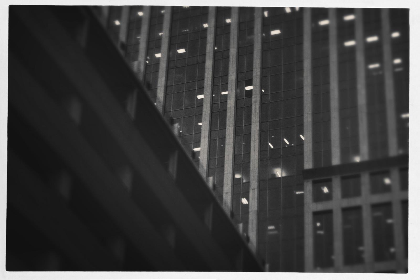 Midtown, Atlanta, Winter 2012