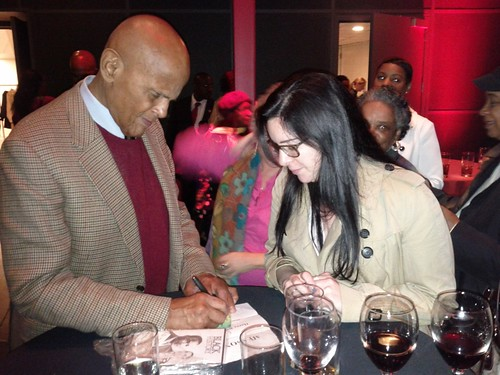 Harry Belafonte, Wexner center | by asterix77