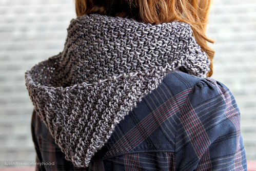 Camille Hooded Cowl Pattern | by Very Shannon