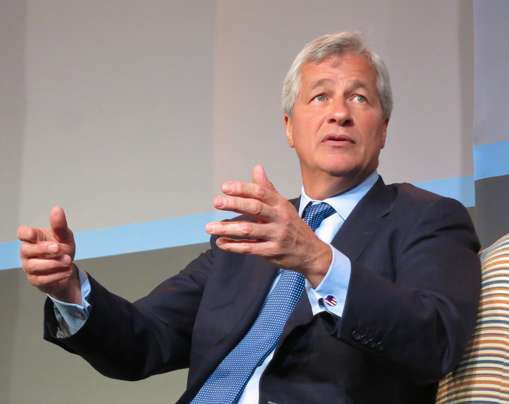 Jp Morgan Stock Chart: Jamie Dimon CEO of JPMorgan Chase | At the JPMorgan Healthcu2026 | Flickr,Chart