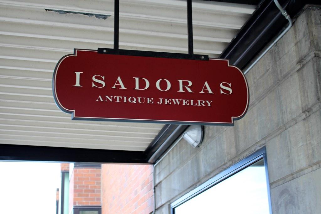 Isadora    Sauver Skinder