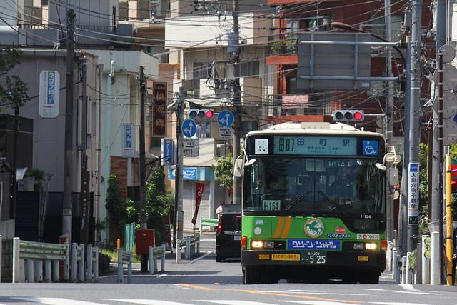 2016/08/25 東京都交通局 H154