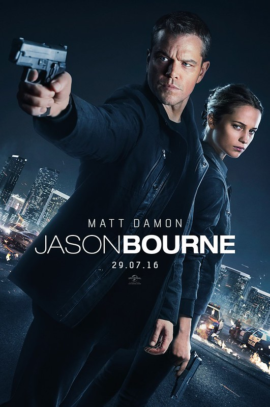 Jason Bourne - Poster 3