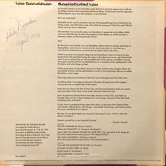 LOU DONALDSON:SOPHISCATED LOU(JACKET B)