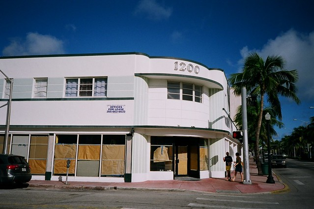 Art Deco Building South Beach Flickr Photo Sharing