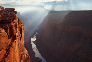 Touched by Light - Toroweap, North Rim - Grand Canyon | by D Breezy - davidthompsonphotography.com
