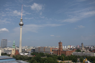 Berlin skyline | by quinet