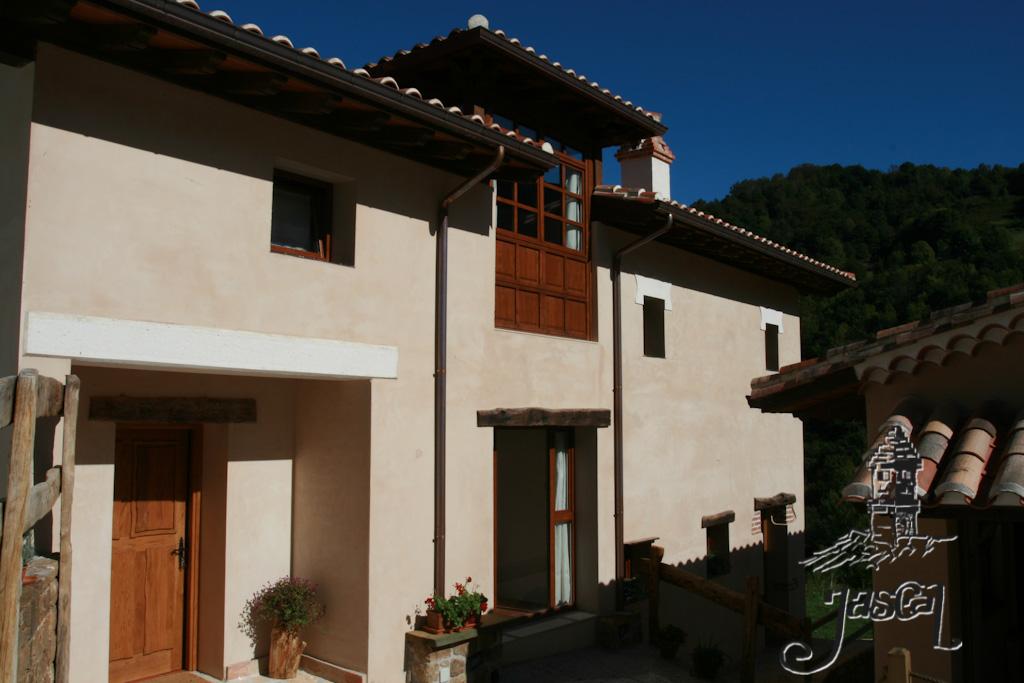 Casas rurales jascal fachadas casas rurales jascal - Casas rurales e ...