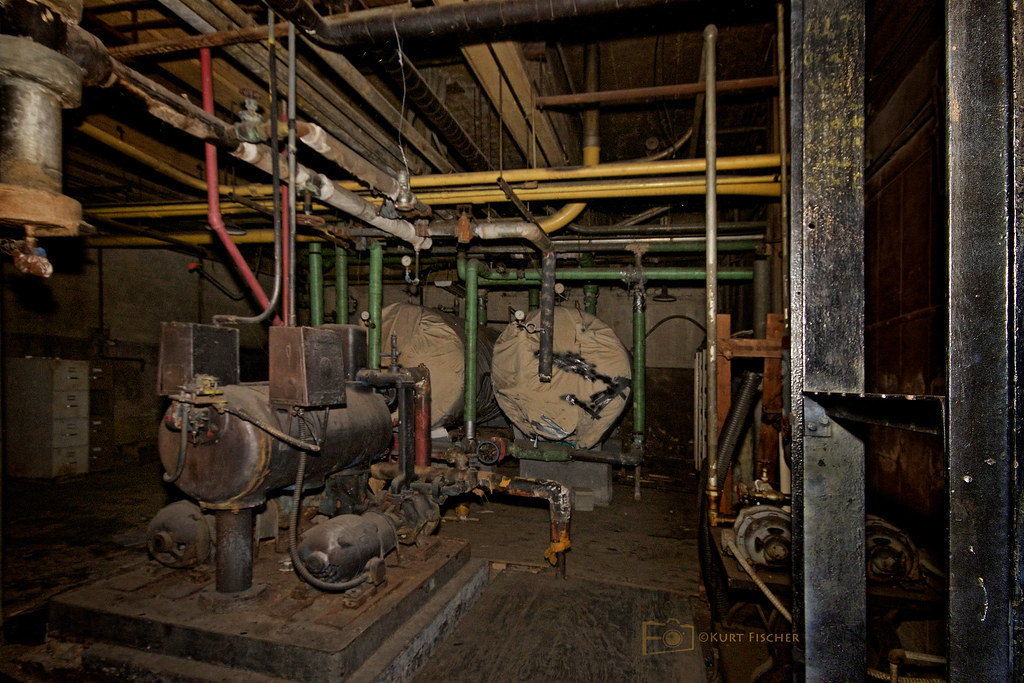 Creepy Boiler Room