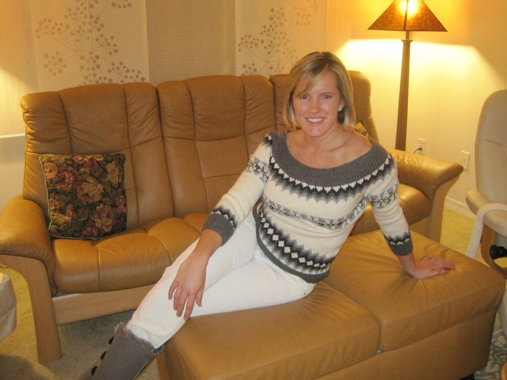 Sexy Blonde Women In Knitwear  Mytwist  Flickr-3164
