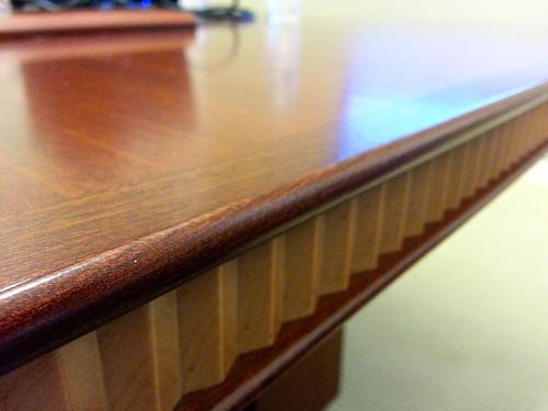 Conferance Room Table Av Box