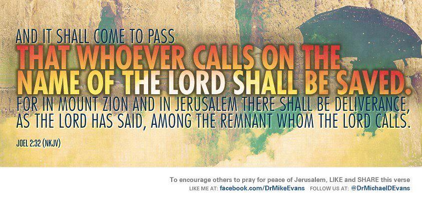 Image result for Joel 2:32