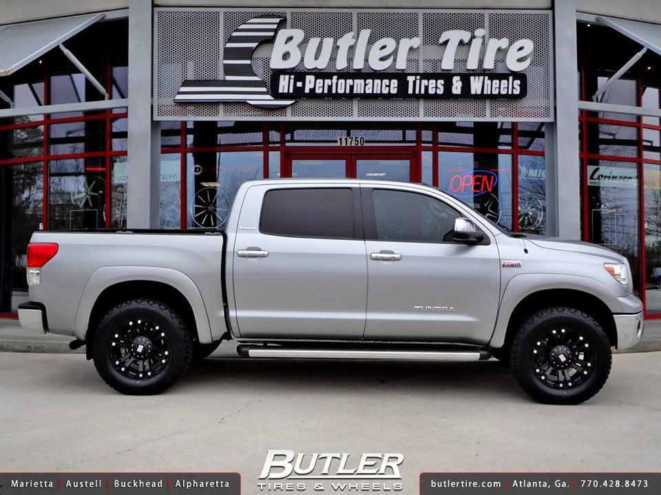 2013 Toyota Tundra Wheels >> Toyota Tundra with 20in XD Monster Wheels | Additional Pictu… | Flickr
