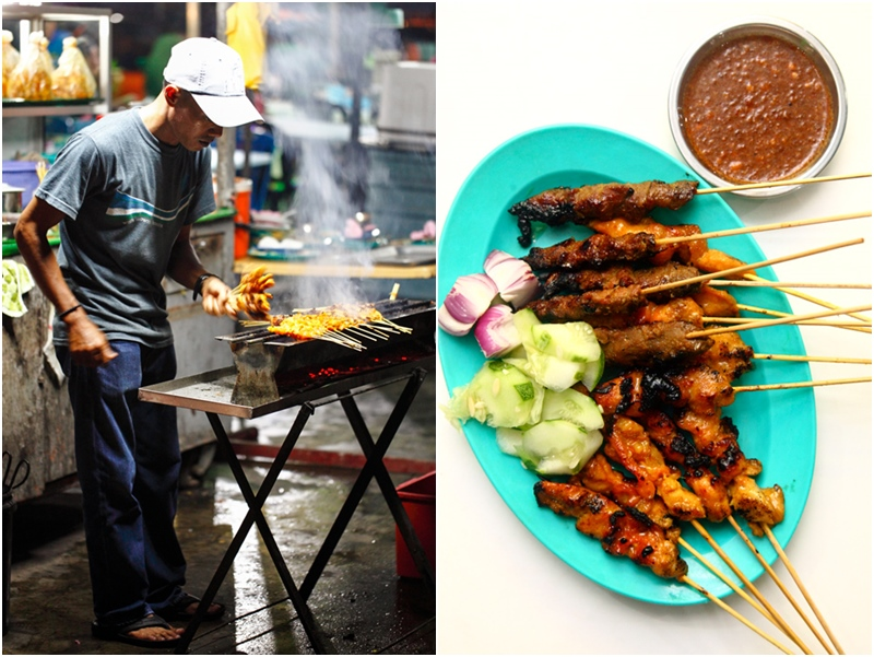 Sate Atok Best Satay in Klang Valley