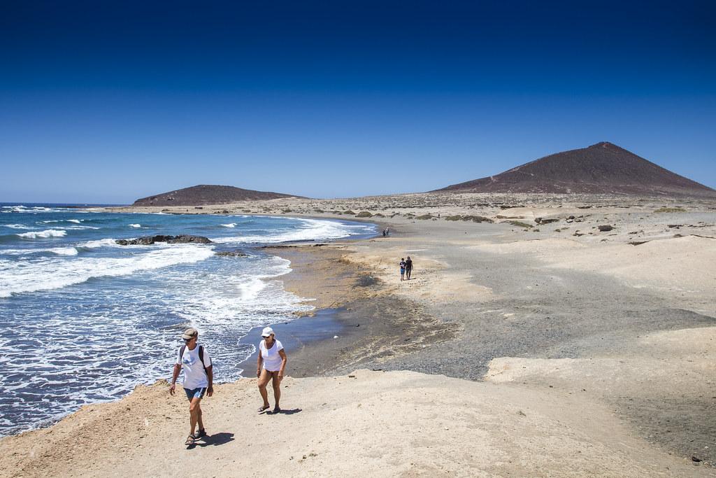 Playa el Medano - Tenerife