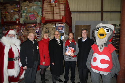 Ottawa Food Bank St Micheals St