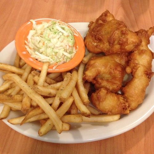 All you can eat fish fry village inn every plate is for All you can eat fish