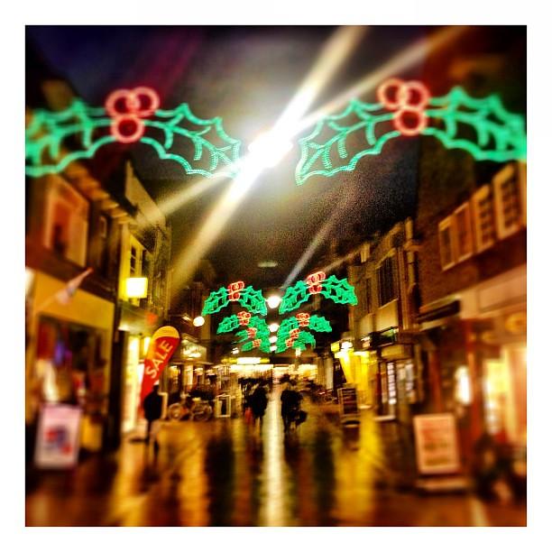 leeuwenstraat in kerst sferen kerst verlichting christmas xmas hilversum by