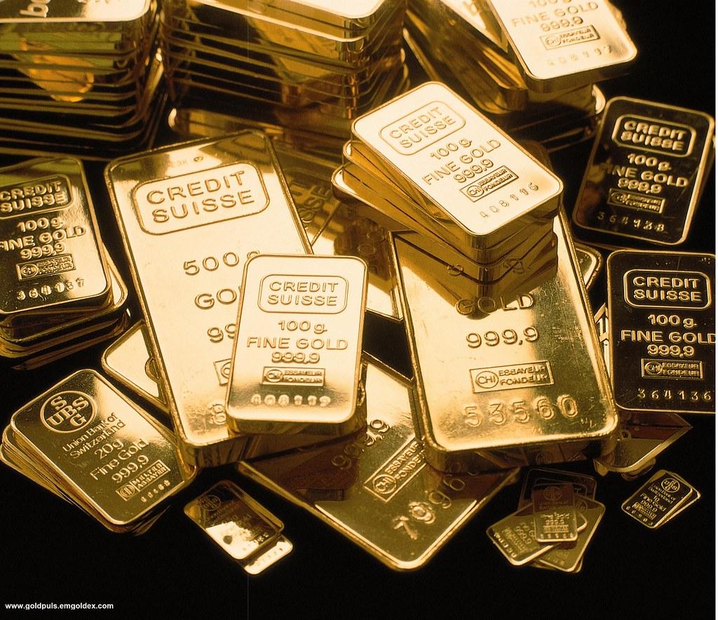 Emgoldex gold bars
