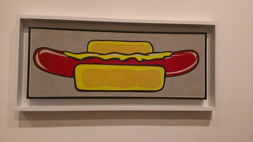 Roy Lichtenstein Exhibit At Art Institute Of Chicago Flickr