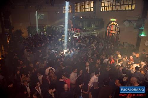 31/12/2012 il pubblico al veglione del Fuori Orario