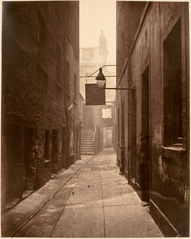 Thoms Annan Old Closes And Streets Of Glasgow Plate 20