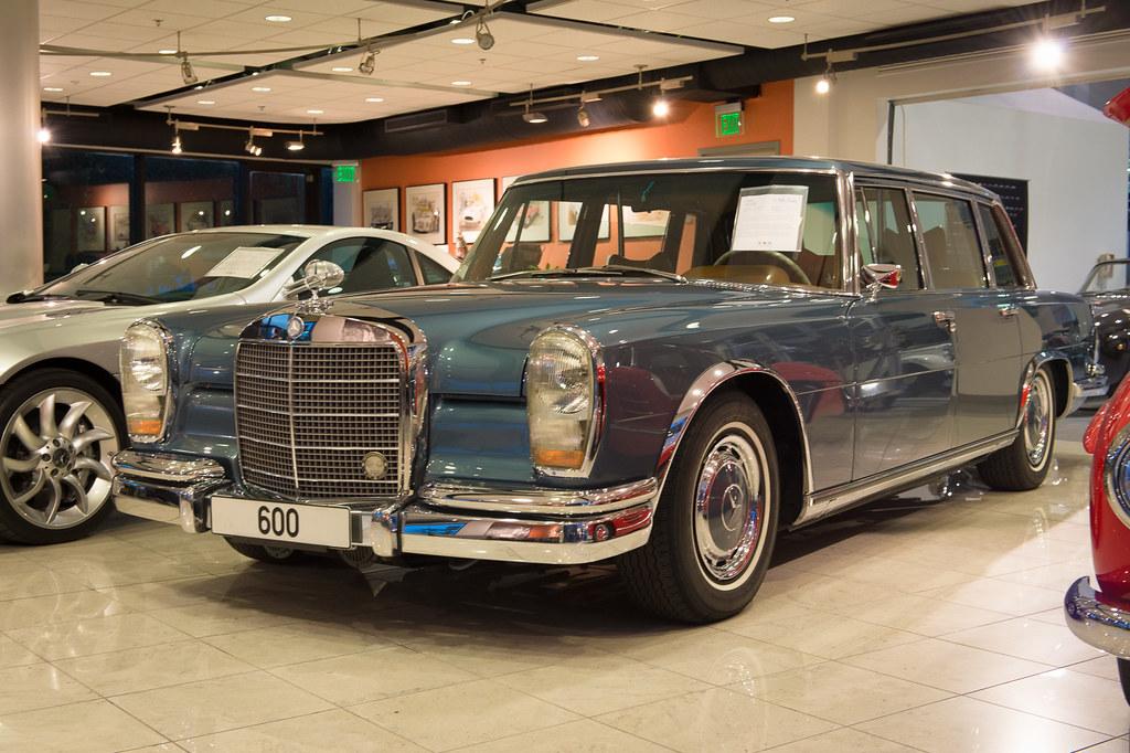 Mbrt13 day 1 mercedes benz classic center irvine los for Mercedes benz classics center