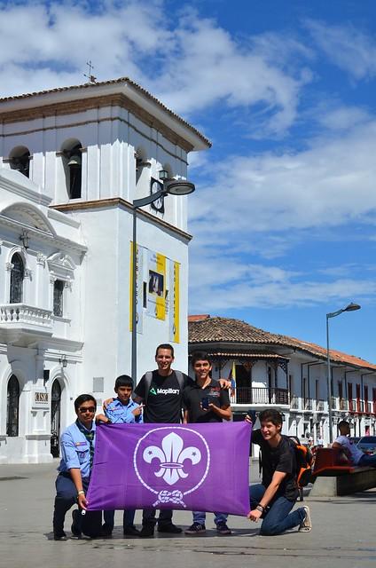 #MapingdelCentro