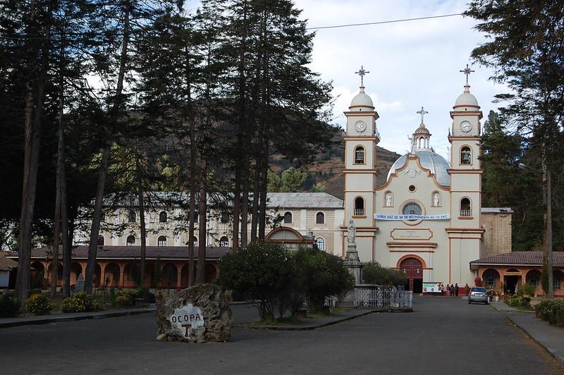 Santa Rosa de Ocopa, Concepción, Junín, Peru