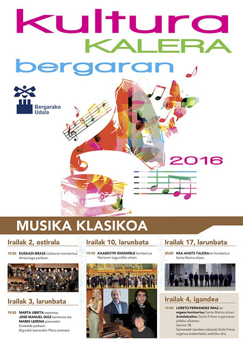 Euskadi Brass Bergara 2016