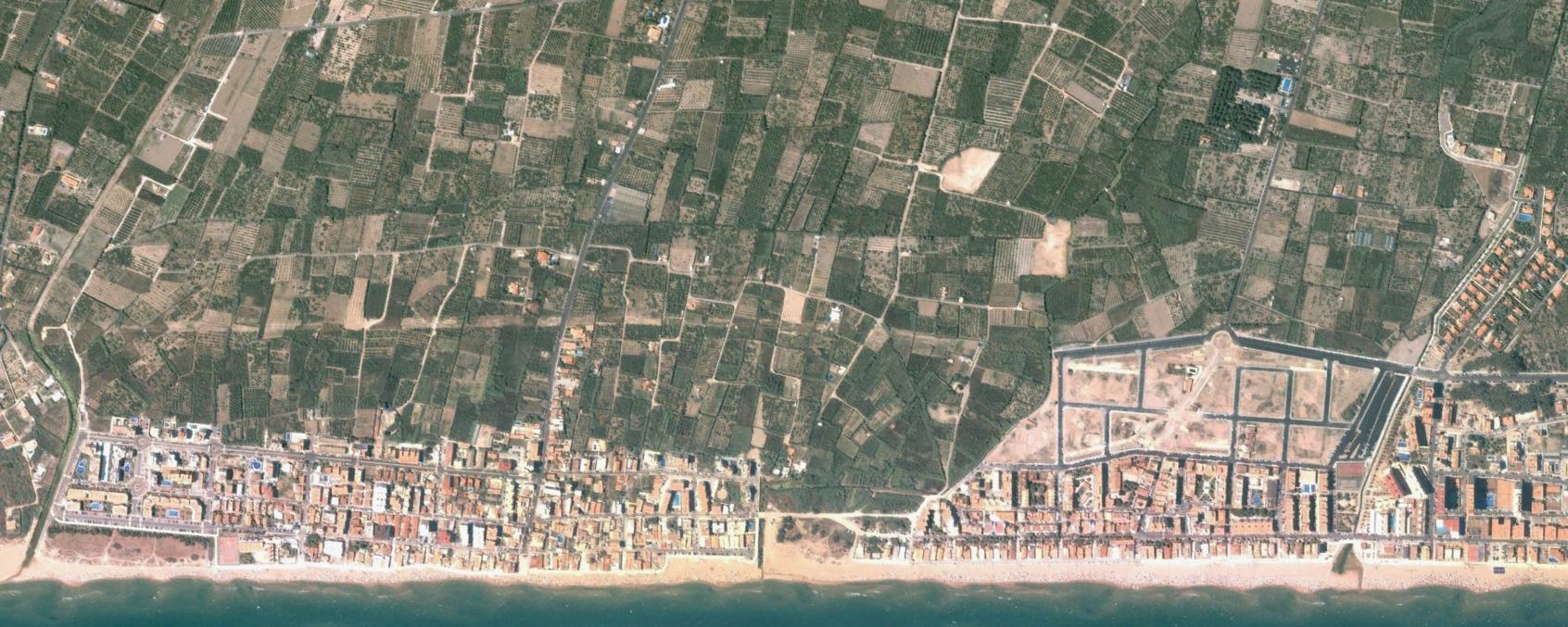 piles playa, valencia, piles the beaver, antes, urbanismo, planeamiento, urbano, desastre, urbanístico, construcción