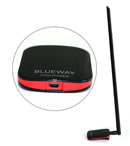 Blueway Hight Power WiFi