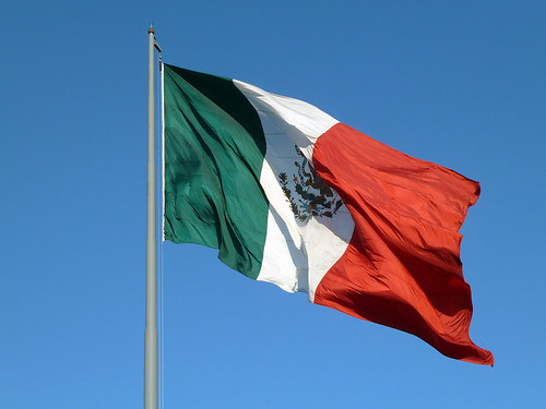 Mexico Flag | by Rob Young