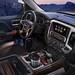 2014 GMC Sierra SLT Interior detail