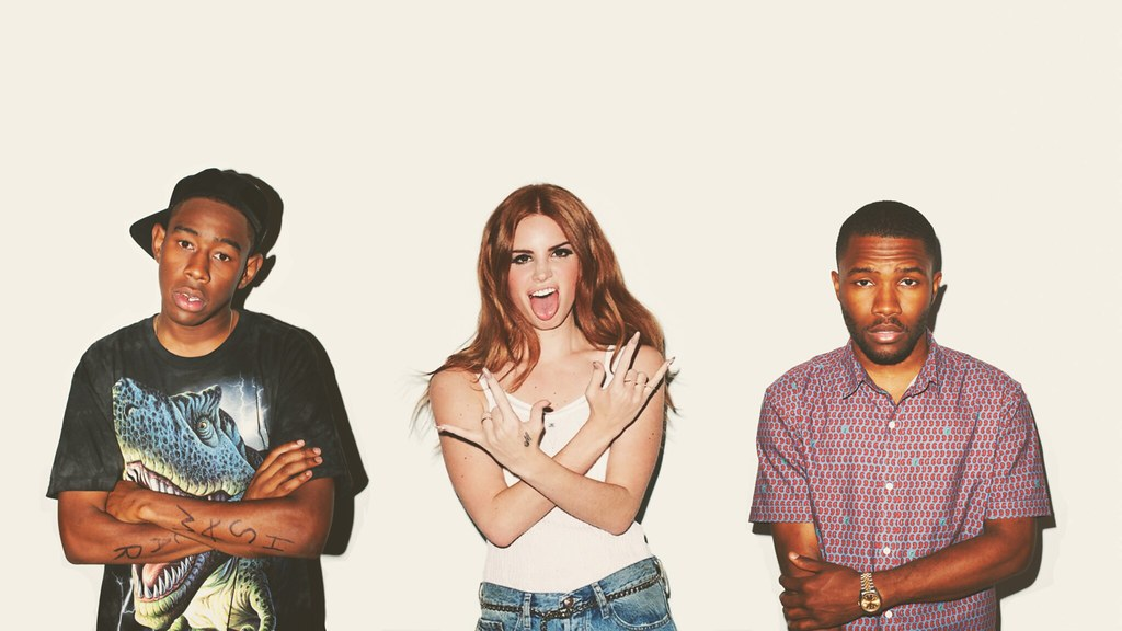 Tyler, Frank, and Lana Wallpaper   Large scale wallpaper ...