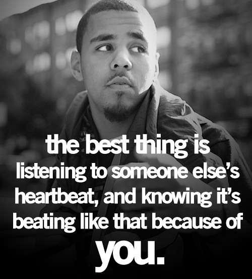 J Cole Love Quotes : cole-quotes-best-sayings-about-you Keilah Garrette Flickr