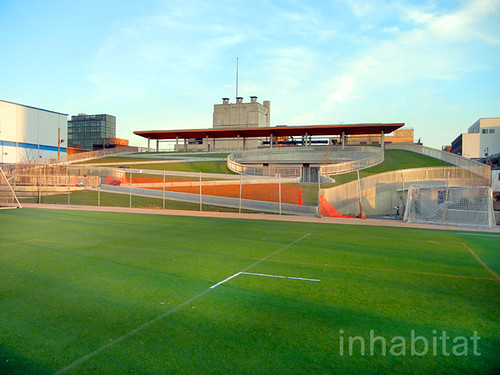 Bushwick Inlet Park Green Roof | by Inhabitat