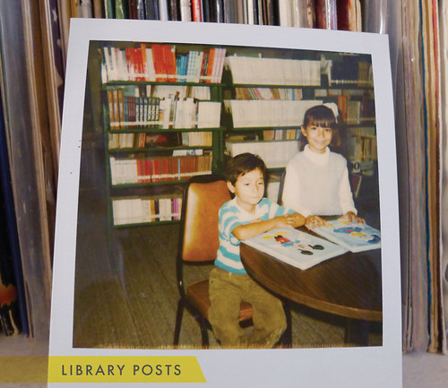 1988 // Mi BFF and I at the library | by meligrosa