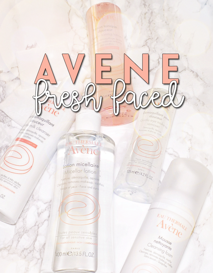 Fresh Faced with Avene (1)