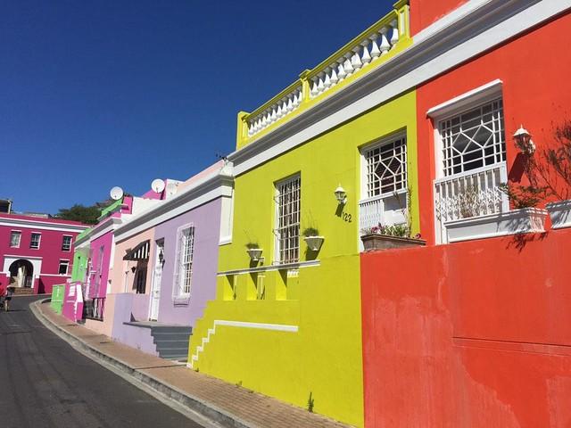 Bo Kaap, el barrio malayo de Ciudad del Cabo (Sudáfrica)