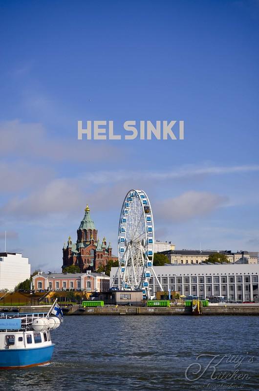 Helsinki, le bacche e Olo