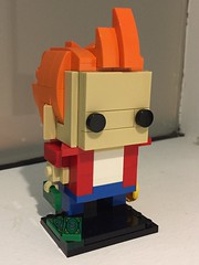 More Brickheadz
